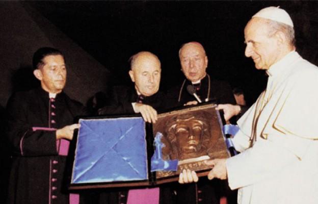 Z Maryją u papieża Pawła VI