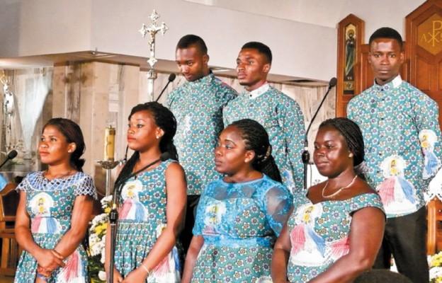 Claret Gospel koncertował w Lublinie