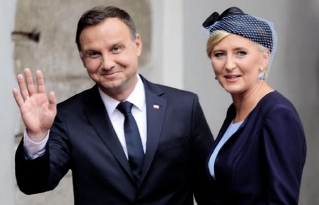 List Prezydenta RP Andrzeja Dudy