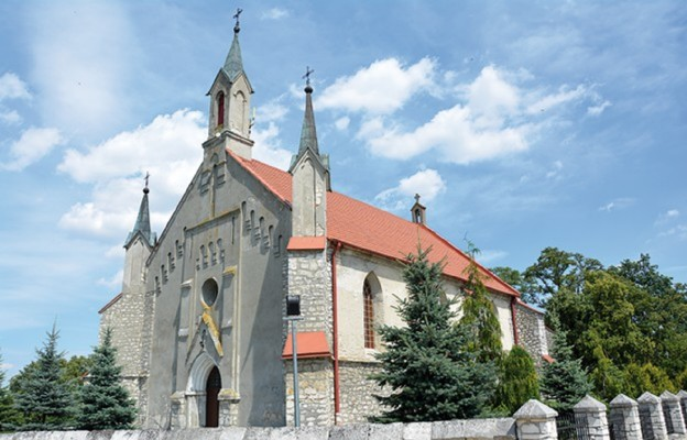 Św. Katarzyna z kościoła w Piasku Wielkim