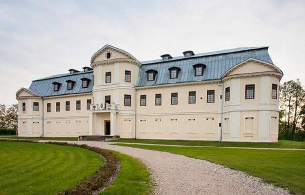 Krasław – siedziba rodu Platerów