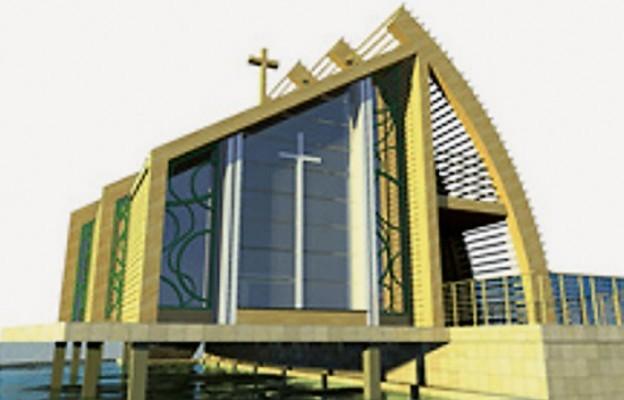 Będzie kościół w Pustkowie