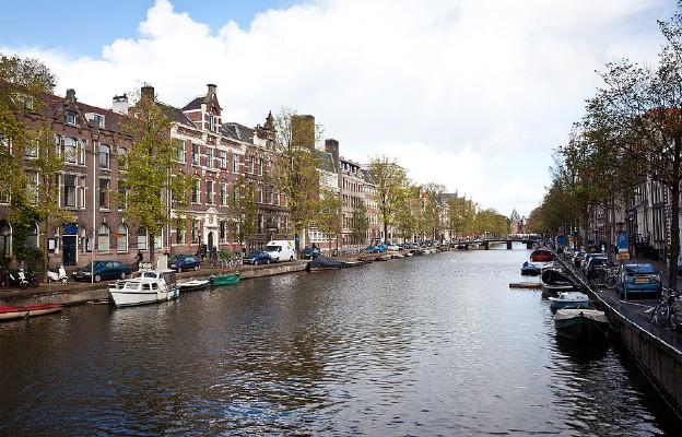 Amsterdamskie wrażenia