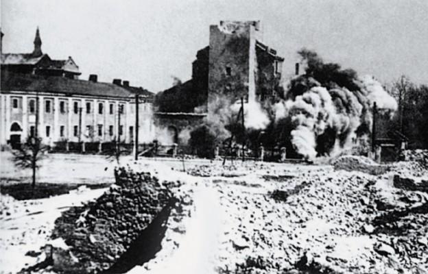 Częstochowa i Wieluń we wrześniu 1939