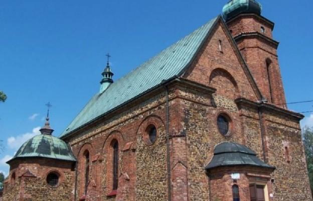 Kościół w Starczy