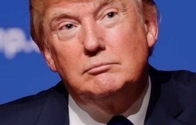 Donald Trump, kandydat republikanów na prezydenta USA