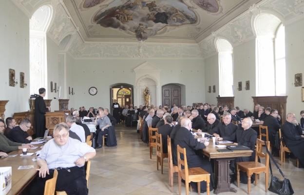 Rejonowa konferencja dla duchowieństwa diecezji świdnickiej