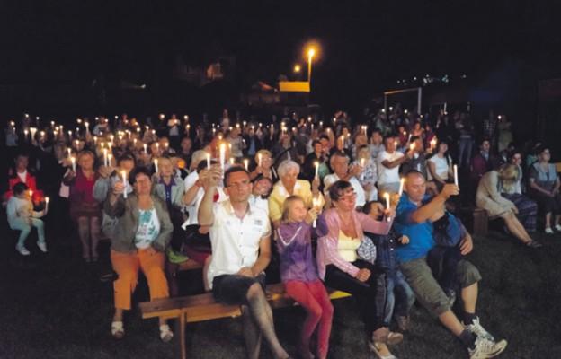 Radosne Misyjne Granie w Kłyżowie