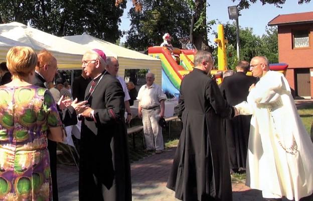 Jubileusz parafii Bożego Ciała