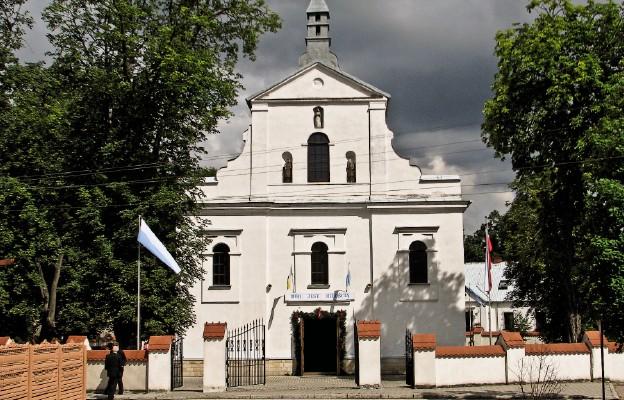 Św. Wawrzyniec z kościoła w Kluczewsku