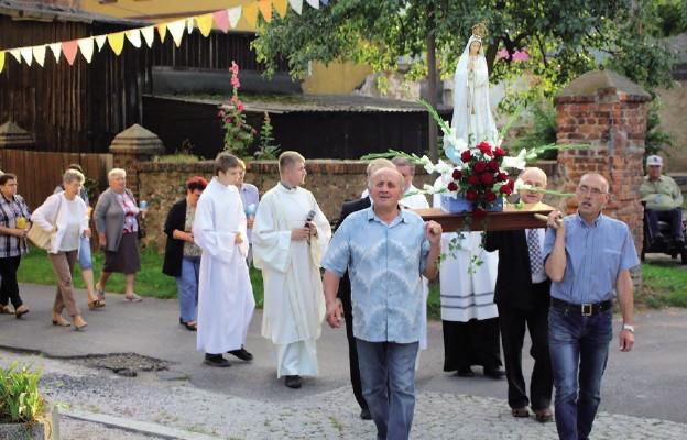 Radość Nieba, czyli największe święto w parafii