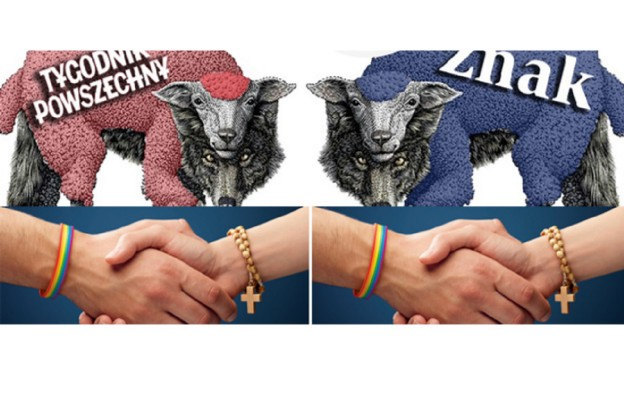 Obłudna kampania społeczna LGBT