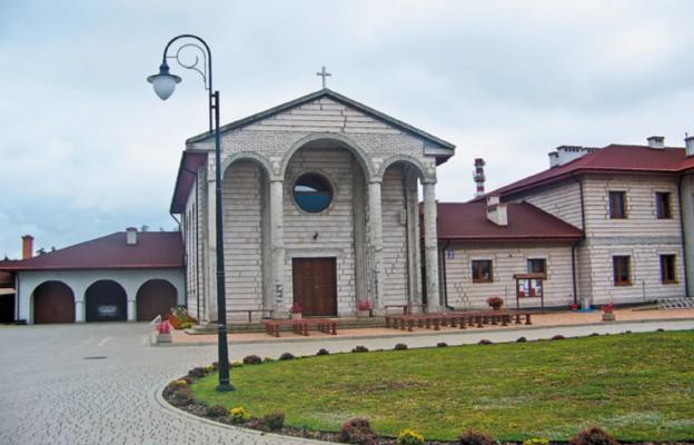U św. Ojca Pio w Węgrowie