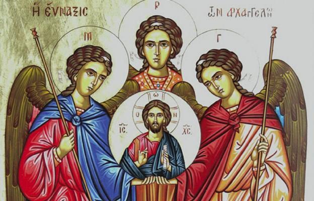 Z Aniołami świętymi