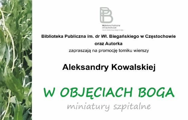 Promocja Tomiku Wierszy Aleksandry Kowalskiej Miniatury