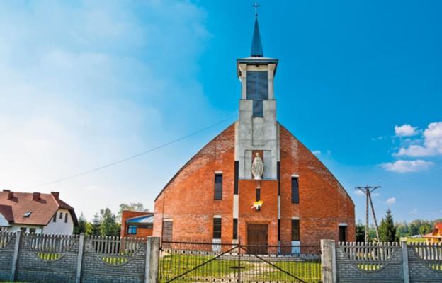 U św. Jana z Dukli w Bęczkowie