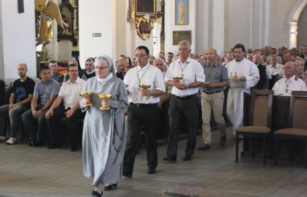 Dzień skupienia szafarzy Komunii św.