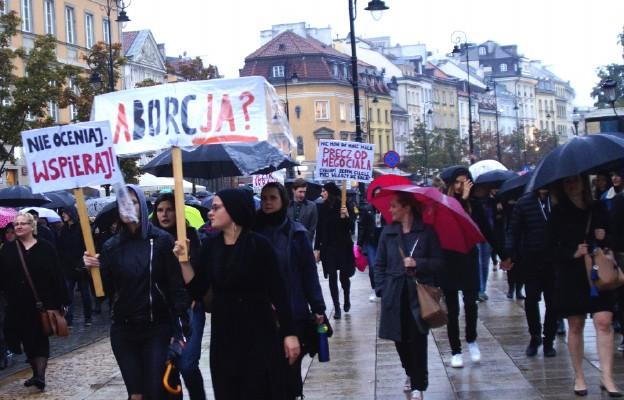 Marsze z hasłem: chcemy zabijać przynajmniej niektórych