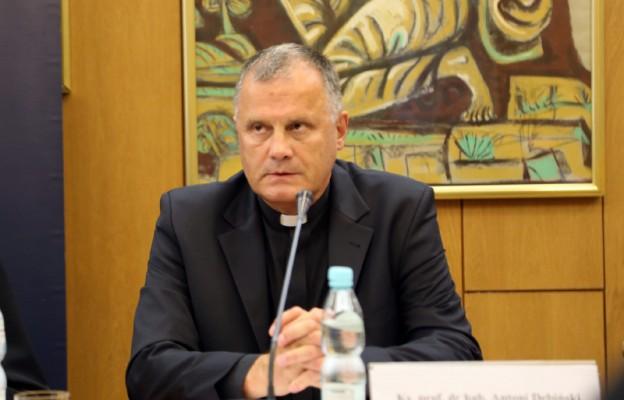 Prof. Antoni Dębiński
