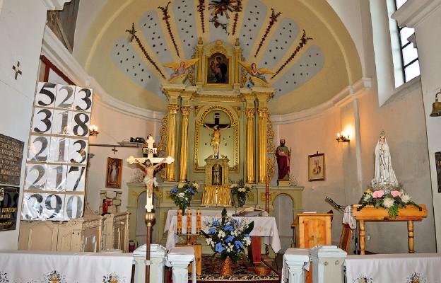 Św. Tekla równa apostołom patronką w Wolicy
