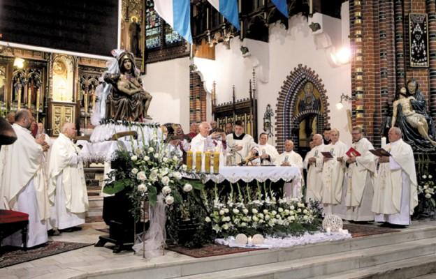 U Matki Boskiej Bolesnej – patronki Wałbrzycha