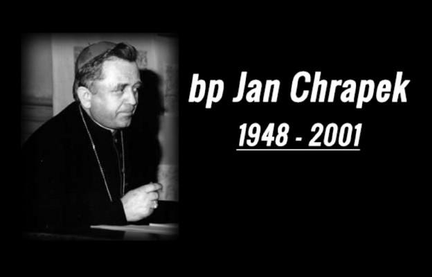 20. rocznica tragicznej śmierci biskupa Jana Chrapka