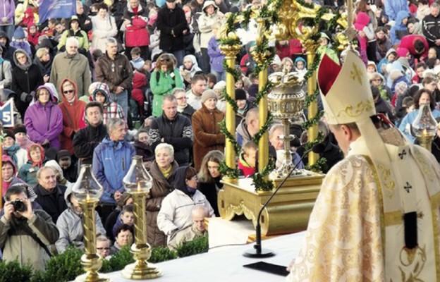 Przedłużamy Rok Miłosierdzia