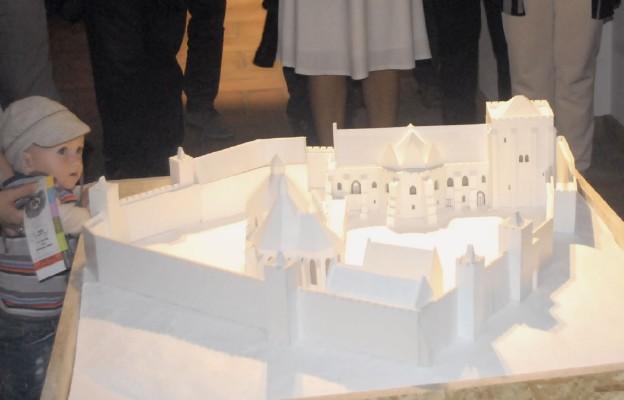 Zamek Piastów Śląskich wychodzi spod ziemi