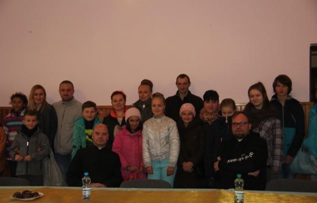 Laureaci i organizatorzy konkursu