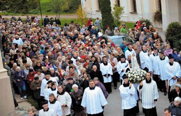 Diecezjalne czuwanie Kółek Różańcowych