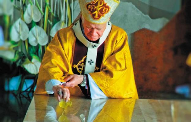 Konsekracja kościoła pw. Miłosierdzia Bożego