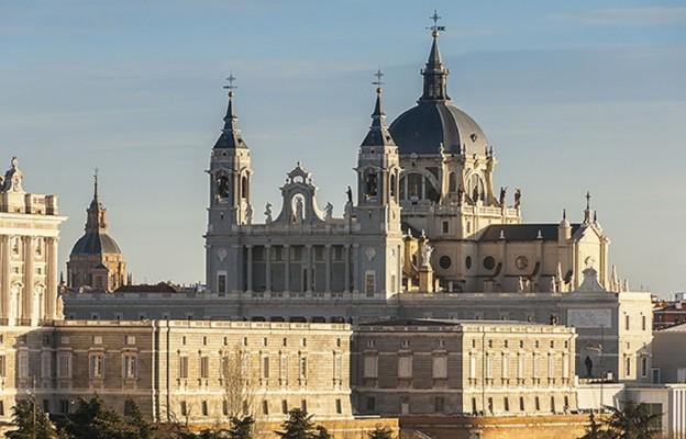 Katedra Almudena w Madrycie