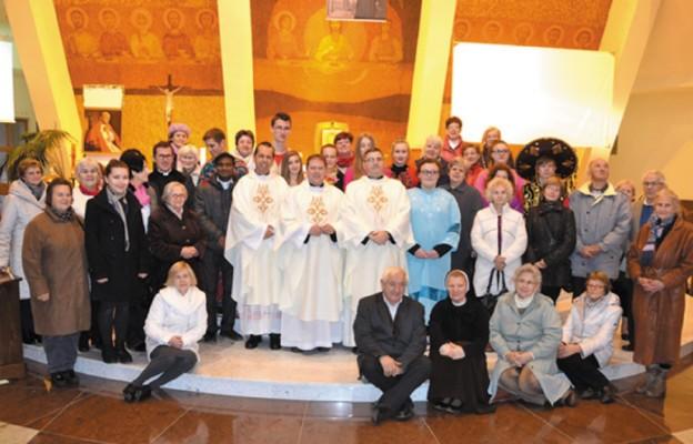 Spotkanie grup misyjnych w Aleksandrowicach