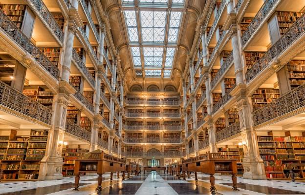 Biblioteki są potrzebne. Ale jakie?