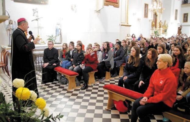 Zjazd Caritas Diecezji Zamojsko-Lubaczowskiej