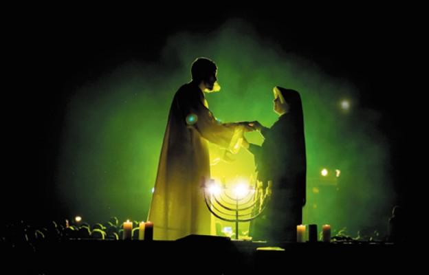 Świadkowie miłosierdzia w służbie Chrystusa Króla