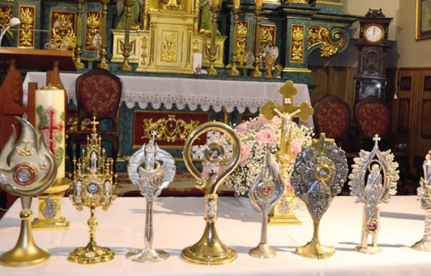 Blask świętych nie przemija