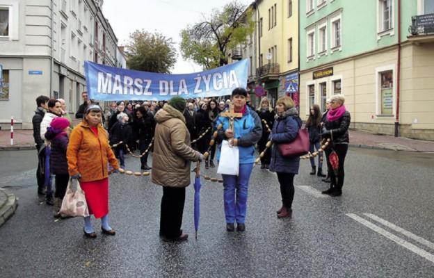 Krucjata Różańcowa i Marsz dla Życia