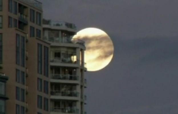 Superksiężyc, Sydney, Australia