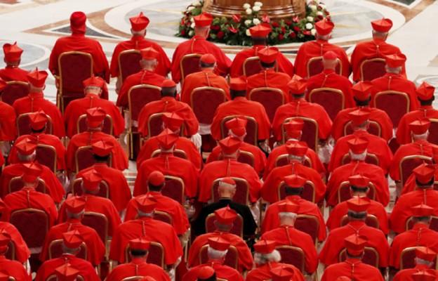 Kolegium Kardynalskie liczy obecnie 219 członków