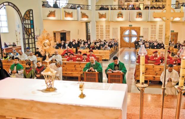 Zakończenie Roku Świętego Miłosierdzia na Kalwarii w Praszce