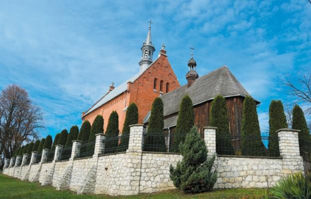 Kościół w Zborówku