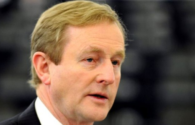 Premier Irlandii Enda Kenny