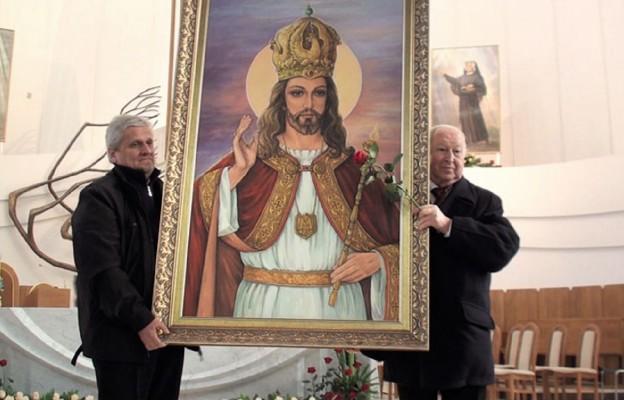 Diecezjanie przyjęli Chrystusa za Króla