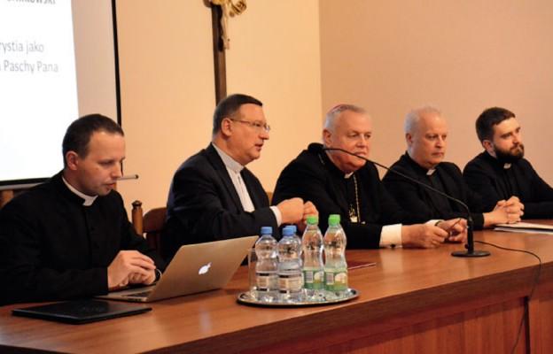 Konferencja o eucharystii