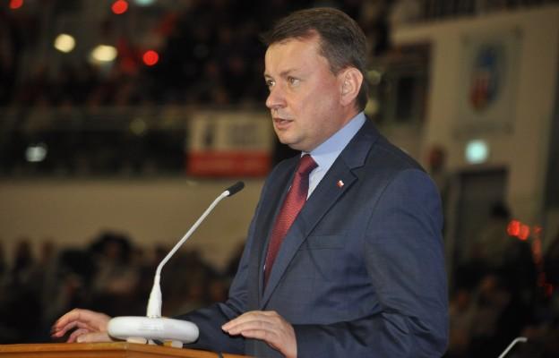 Szef MON: mamy przygotowany projekt ustawy o powołaniu Agencji Uzbrojenia