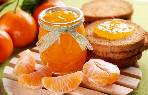 Marmolada z mandarynek