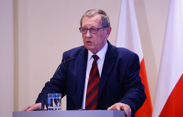 Prof. Jan Szyszko, minister środowiska