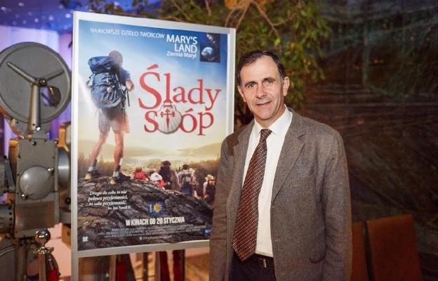 Gościem Festiwalu był reżyser Juan Manuel Cotelo