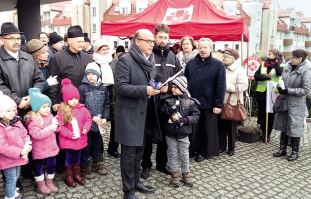 Wigilijne Dzieło Pomocy Dzieciom z TVP